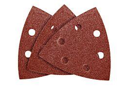 SKIL Hârtie cu prindere tip arici (triunghiulară, 93 mm)