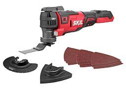 """SKIL 3650 CA Unealtă multifuncţională """"Brushless"""" cu acumulator"""