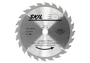 SKIL Pânză de ferăstrău placată cu aliaj dur (Ø 170 mm, 24 dinţi)