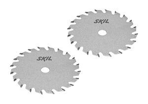 SKIL Set pânze de ferăstrău cu vârf de carbură (2 buc.)